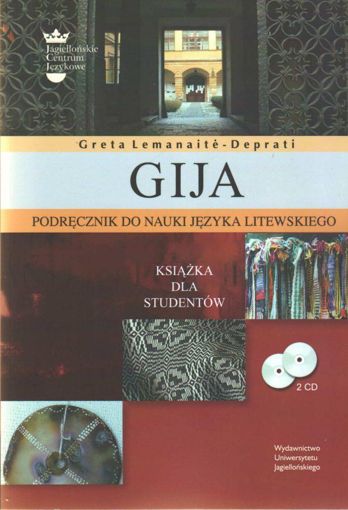 i-gija-podrecznik-do-nauki-jezyka-litewskiego-sb-cd