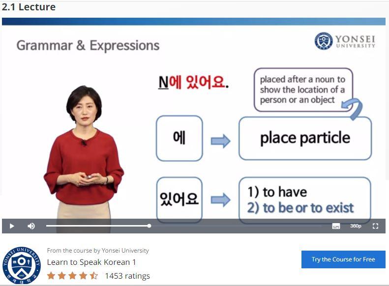coursera-jezyk-koreanski